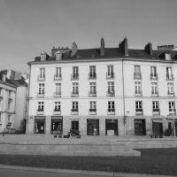 allée Turenne 44003 Nantes, Нант