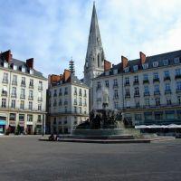 Place Royale, Нант