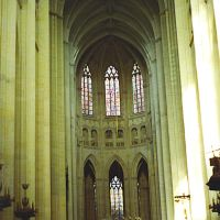 1994 Cathedrale Saint Pierre de Nantes...© by leo1383, Нант