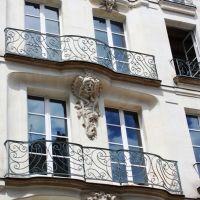 Rue de Verdun, Nantes, Нант