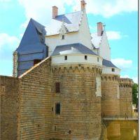 Chateau des ducs de Bretagne, Nantes, Нант