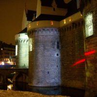 The Castle in Nantes, Нант