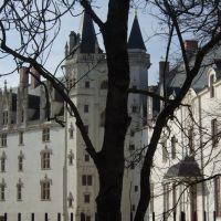 Chateau de Nantes, Нант