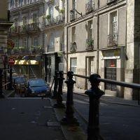 Rue Blum, Нант