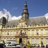Reims - Hotel de Ville, Реймс