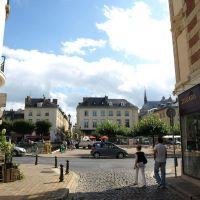 Place du Forum, Reims, Реймс