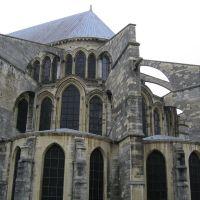 Basilique Saint-Rémi à Reims, Реймс