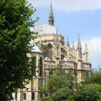 Notre Dame Cathedral, Реймс