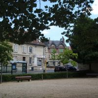 Jardin de Saint Remi, Реймс