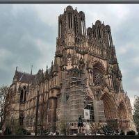 REIMS Cathédrale Notre-Dame -11135 -f 35210876, Реймс