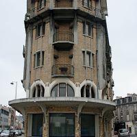 Maison art nouveau à Reims, Реймс