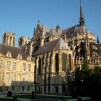 A Catedral de Notre-Dame de Reims, Реймс