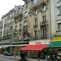 Reims, Rue de Vesle, Реймс