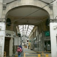Reims, Galerie dErlon, á Place Drouet-dErlon, Реймс