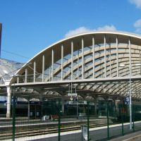 La halle de la gare de Reims, Реймс