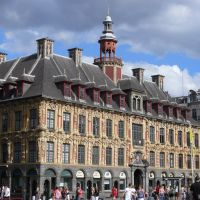Lille - Vieille Bourse (Nord), Лилль