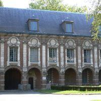Lille - Ancien Hôpital St Sauveur (Nord), Лилль