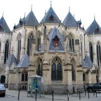 Lille - Paroisse Saint-Maurice, Лилль