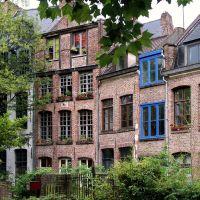 Derrière la cathédrale #2 - Lille, Лилль