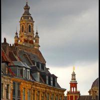 Lille, Place du général de Gaulle, Лилль
