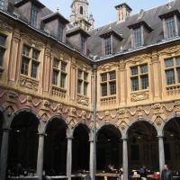 Lille - La vieille Bourse, Лилль
