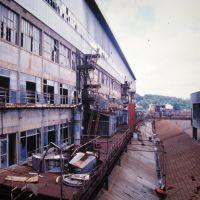 It was the biggest factory in France, Булонь-Билланкур