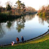 Bois de Boulogne, Женневилльер