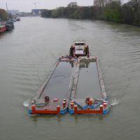 Rio Sena - Paris, Женневилльер