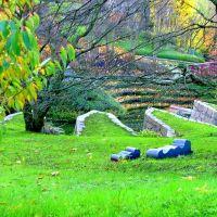 Jardins Albert Kahn, Automne 2008, Женневилльер