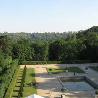 Meudon Jardin orangerie, Исси-ле-Мулино