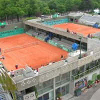 Courts n°2 et 3, Кламарт
