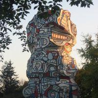 la tour aux figures, Коломбес