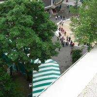 Palce Roland Garros, Коломбес