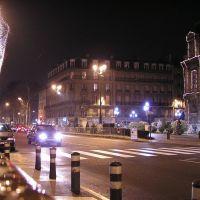 Hotel de ville Neuilly sur Seine, Noël 2003, Курбеву
