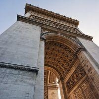 Arc de Triomphe, Paris, France, Левальлуи-Перре