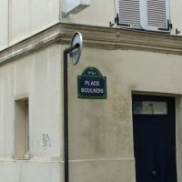Street Marker, Левальлуи-Перре