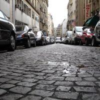 Street Level: Rue de Acasias, Левальлуи-Перре