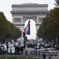 Arc de Triomphe, Левальлуи-Перре