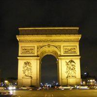 Arcul de Triumf - Piata Charles de Gaulle - Paris, Левальлуи-Перре