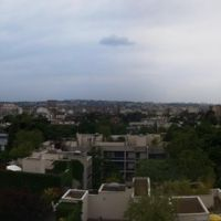 Panorama over Paris, Нантерре