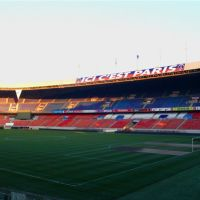 Paris : Parc des Princes, Нантерре