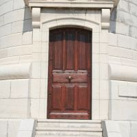 2008-08-30 - door of lighthouse Sete, france, Сет
