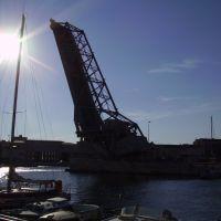 Pont de Tivoli, Сет