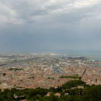 Vue Panoramique de la Ville, Сет