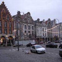 Arras à Noël, Аррас