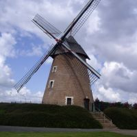 Le moulin de La Tourelle, Аррас