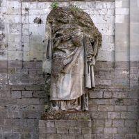 Statue parc notre Dame Arras, Аррас