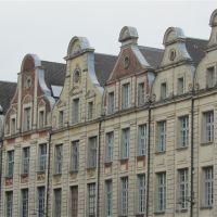 Arras, place des Héros, Аррас