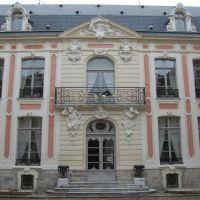 Arras, hôtel Dubois-de-Fosseux (1749), Аррас