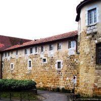 FR - Bayonne - Chateau Vieux, Байонна